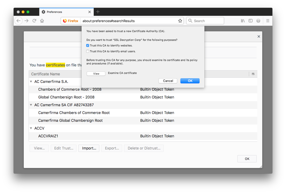 Recording And Decrypting Ssl Encrypted Traffic